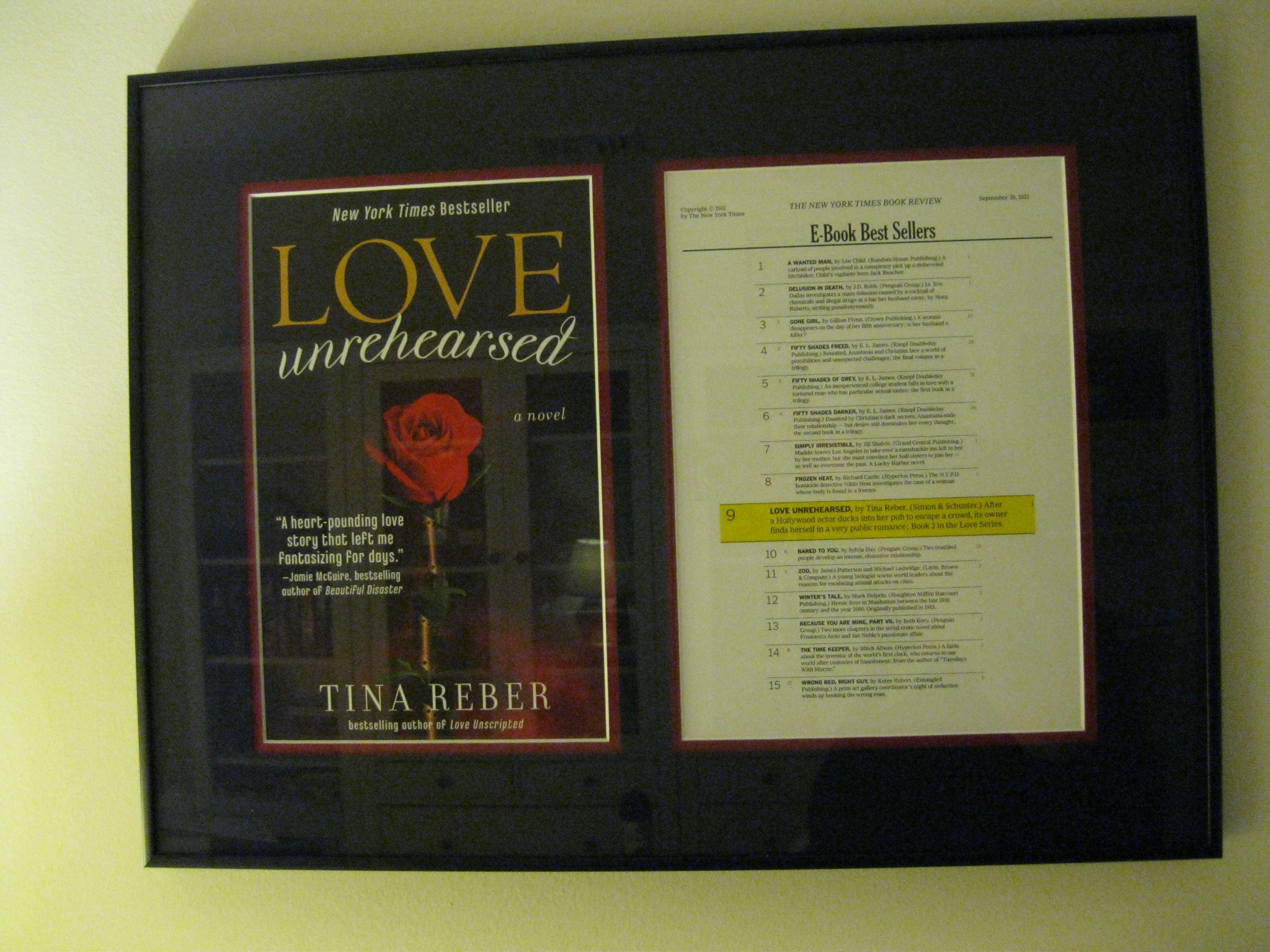 Pdf unscripted reber tina love